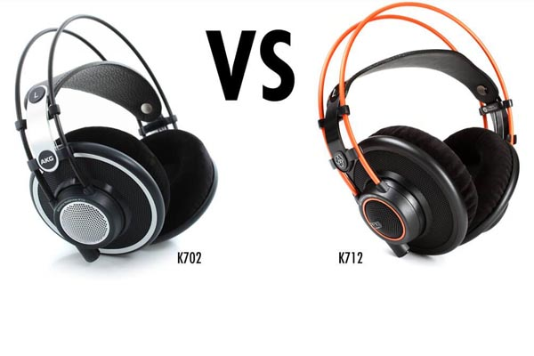 AKG K702 vs AKG Pro Audio K712