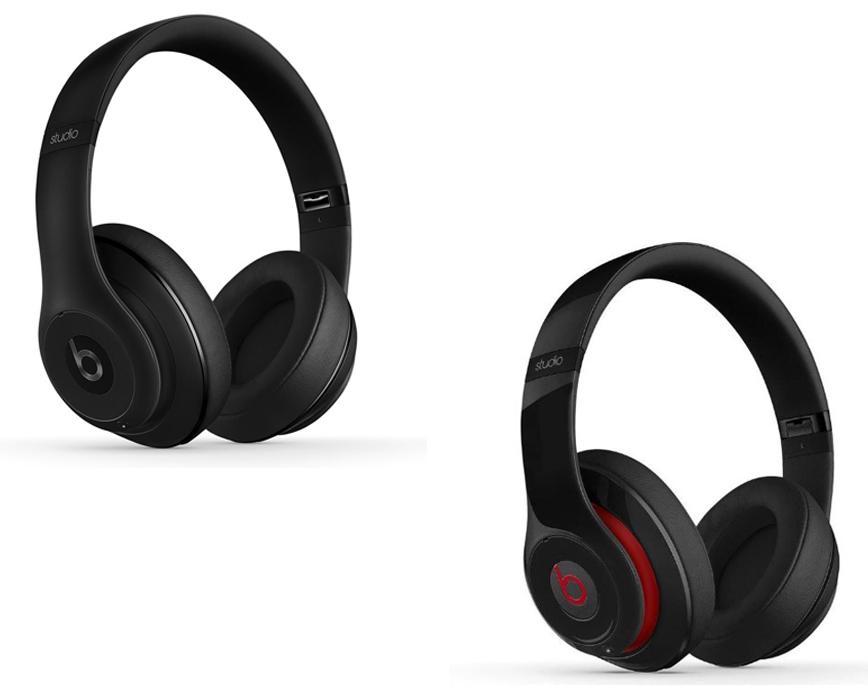 Beats Studio vs Studio 2.0